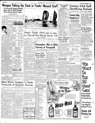 The Courier News from Blytheville, Arkansas on August 7, 1951 · Page 6