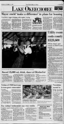 The Palm Beach Post from West Palm Beach, Florida on October 21, 1991 · Page 62