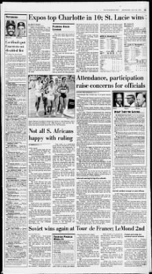 The Palm Beach Post from West Palm Beach, Florida on July 10, 1991 · Page 29