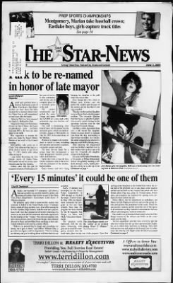 The Star-News from Chula Vista, California on June 2, 2000 · Page 1