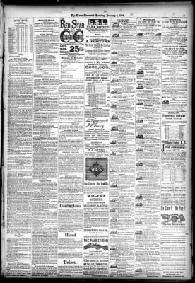 the times democrat from new orleans louisiana on january 5 1886 rh newspapers com
