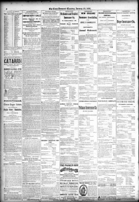 the times democrat from new orleans louisiana on january 28 1886 rh newspapers com