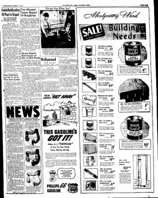 The Courier News from Blytheville, Arkansas on April 6, 1949 · Page 9