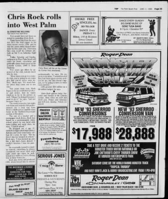 The Palm Beach Post from West Palm Beach, Florida on June 11, 1993 · Page 93