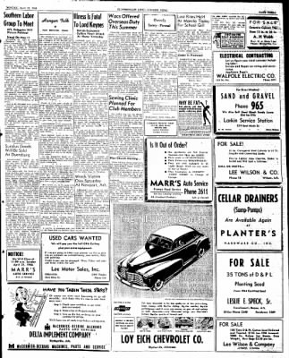 The Courier News from Blytheville, Arkansas on April 22, 1946 · Page 3
