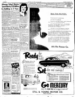 The Courier News from Blytheville, Arkansas on August 7, 1951 · Page 10