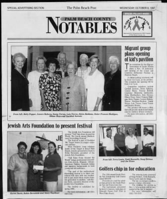 The Palm Beach Post from West Palm Beach, Florida on October 8, 1997 · Page 54