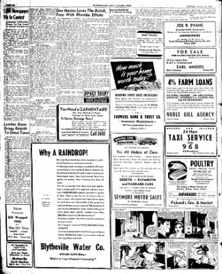 The Courier News from Blytheville, Arkansas on April 22, 1946 · Page 6
