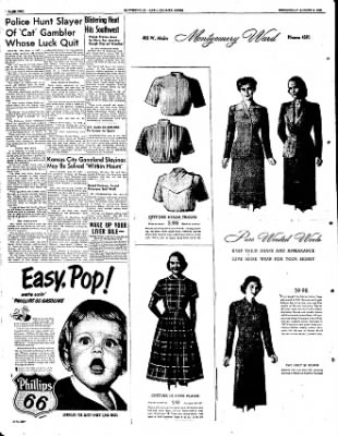 The Courier News from Blytheville, Arkansas on August 8, 1951 · Page 2