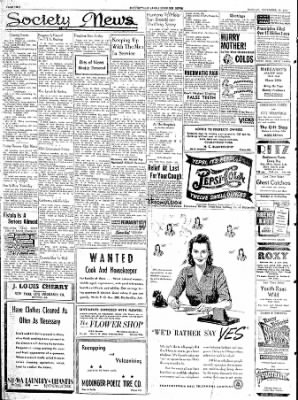 The Courier News from Blytheville, Arkansas on November 13, 1944 · Page 2