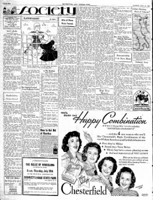 The Courier News from Blytheville, Arkansas on July 17, 1939 · Page 2