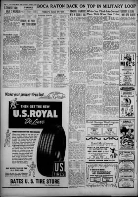 The Palm Beach Post from West Palm Beach, Florida on June 26, 1944 · Page 8