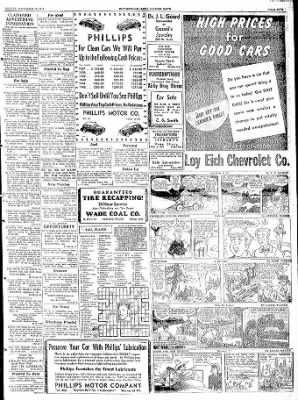 The Courier News from Blytheville, Arkansas on November 13, 1944 · Page 5
