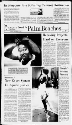 The Palm Beach Post from West Palm Beach, Florida on December 5, 1976 · Page 23