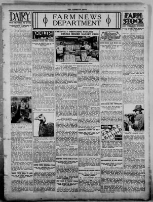 The Fairmount News from Fairmount, Indiana on August 18, 1921 · Page 7
