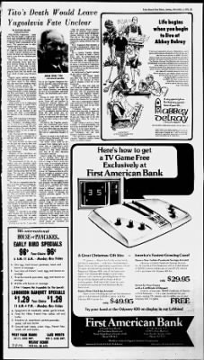 The Palm Beach Post from West Palm Beach, Florida on December 5, 1976 · Page 55