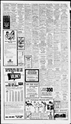 The Palm Beach Post from West Palm Beach, Florida on December 5, 1976 · Page 62