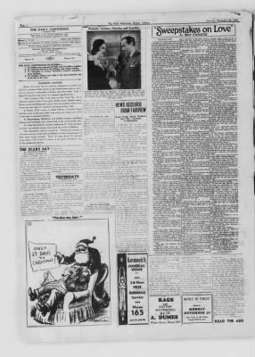 The Daily Clintonian from Clinton, Indiana on November 28, 1936 · Page 4