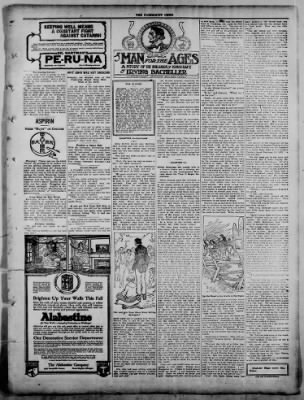 The Fairmount News from Fairmount, Indiana on September 8, 1921 · Page 3