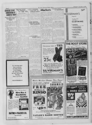 The Daily Clintonian from Clinton, Indiana on December 2, 1936 · Page 2