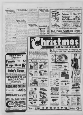 The Daily Clintonian from Clinton, Indiana on December 2, 1936 · Page 4