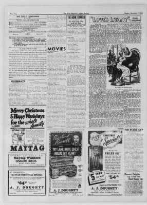 The Daily Clintonian from Clinton, Indiana on December 7, 1936 · Page 4