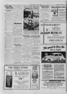 The Daily Clintonian from Clinton, Indiana on December 9, 1936 · Page 2