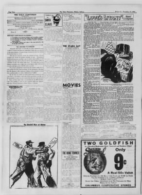 The Daily Clintonian from Clinton, Indiana on December 16, 1936 · Page 4