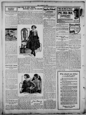The Fairmount News from Fairmount, Indiana on November 3, 1921 · Page 6