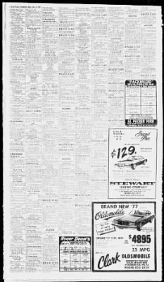 The Palm Beach Post from West Palm Beach, Florida on December 6, 1976 · Page 30