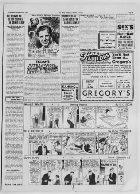 The Daily Clintonian from Clinton, Indiana on December 23, 1936 · Page 5