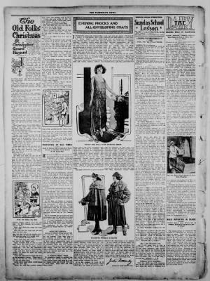 The Fairmount News from Fairmount, Indiana on December 8, 1921 · Page 6