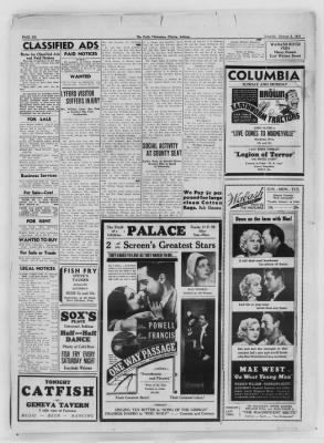 The Daily Clintonian from Clinton, Indiana on January 2, 1937 · Page 6