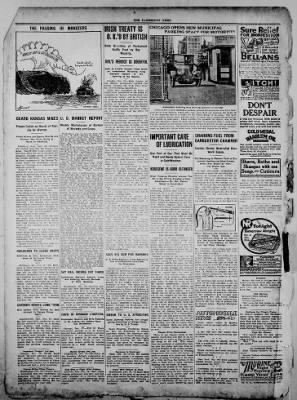 The Fairmount News from Fairmount, Indiana on December 22, 1921 · Page 2