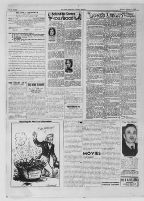 The Daily Clintonian from Clinton, Indiana on January 4, 1937 · Page 4