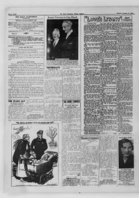 The Daily Clintonian from Clinton, Indiana on January 11, 1937 · Page 4