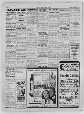 The Daily Clintonian from Clinton, Indiana on January 13, 1937 · Page 6
