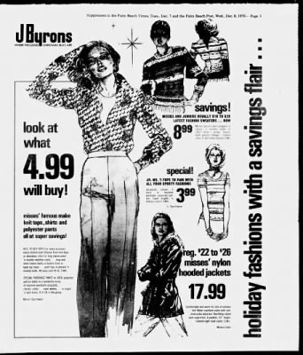 The Palm Beach Post from West Palm Beach, Florida on December 8, 1976 · Page 73