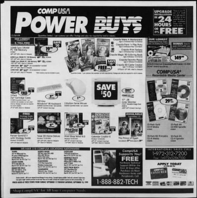 The Palm Beach Post from West Palm Beach, Florida on September 12, 1999 · Page 818