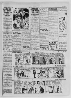 The Daily Clintonian from Clinton, Indiana on January 20, 1937 · Page 5