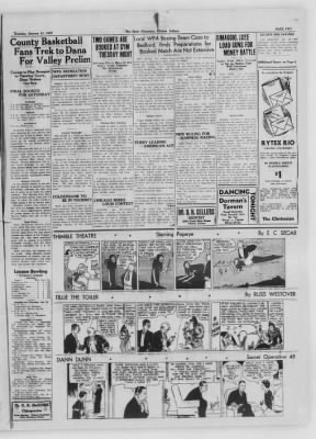 The Daily Clintonian from Clinton, Indiana on January 21, 1937 · Page 5