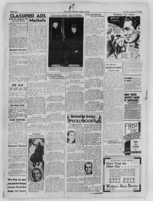 The Daily Clintonian from Clinton, Indiana on January 21, 1937 · Page 6