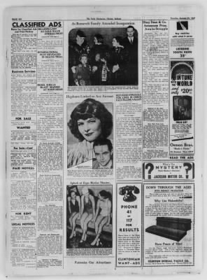 The Daily Clintonian from Clinton, Indiana on January 23, 1937 · Page 6