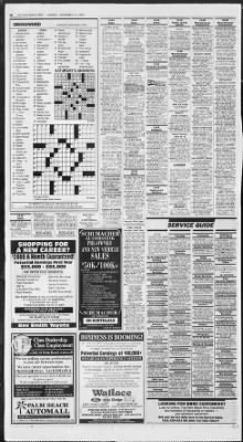 The Palm Beach Post from West Palm Beach, Florida on September 13, 1999 · Page 26