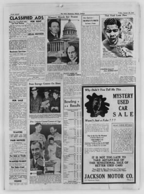 The Daily Clintonian from Clinton, Indiana on January 29, 1937 · Page 8