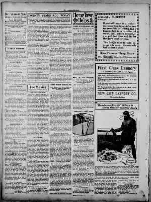 The Fairmount News from Fairmount, Indiana on May 4, 1922 · Page 2