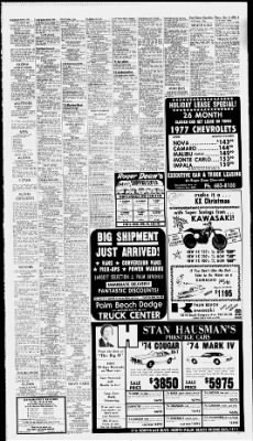 The Palm Beach Post from West Palm Beach, Florida on December 9, 1976 · Page 59