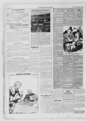 The Daily Clintonian from Clinton, Indiana on February 4, 1937 · Page 4