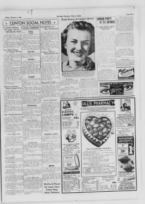 The Daily Clintonian from Clinton, Indiana on February 5, 1937 · Page 3