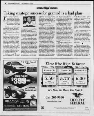 The Palm Beach Post from West Palm Beach, Florida on September 13, 1999 · Page 59